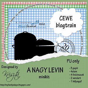 A nagy Levin blogtrain