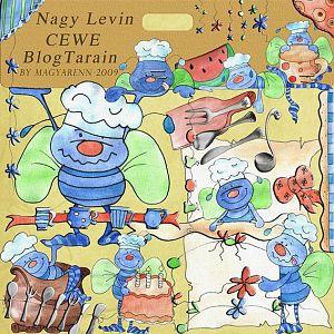 Nagy Levin blogtrain