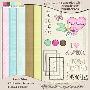 Scrapbook...creativity...memories