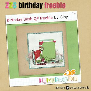 ZZS birthday bash QP