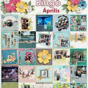 Bingo április