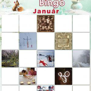 Január Bingó