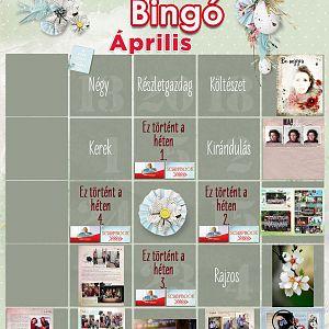 Kilences bingo