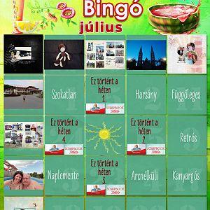 9-es bingólap