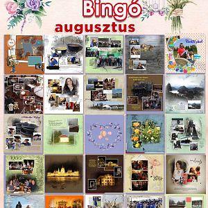 Bingo augusztus - 24