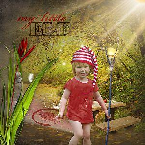 My little elf