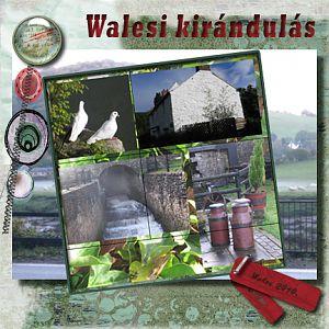 Walesi kirándulás 2010.