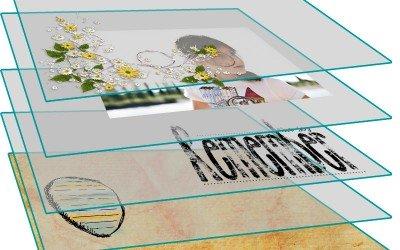 Photoshop a legelejétől  – Layers panel avagy Rétegek panel