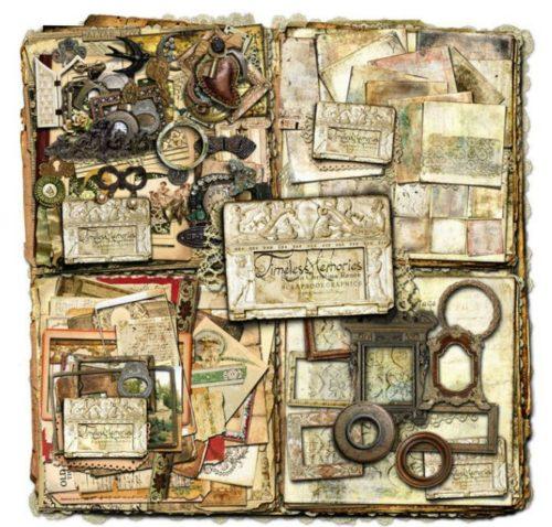Christina Renne scrap kit