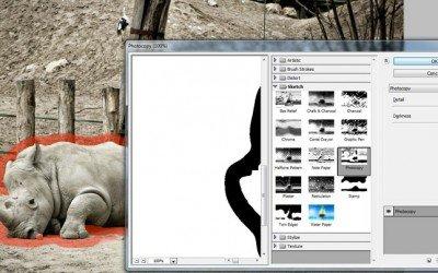 Photoshop a legelejétől – Quick Mask