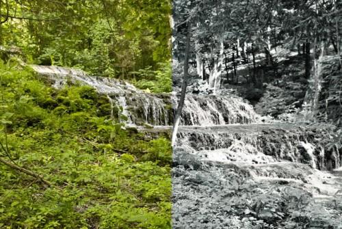 Photoshop infrared