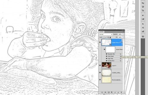 Photoshop Edit Filter Blending