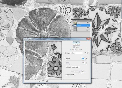 Photoshop Lab Mode