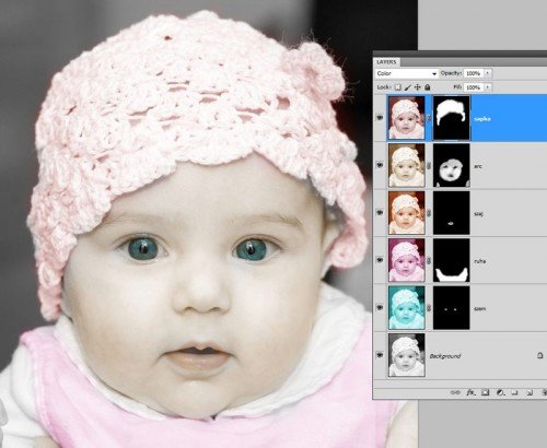 Photoshop Variations