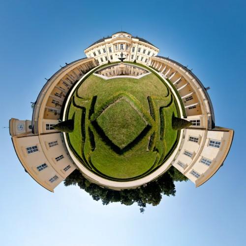 Panorámafotó - kisbolygó