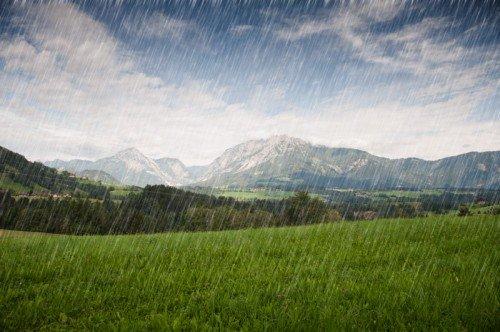 Photoshop eső