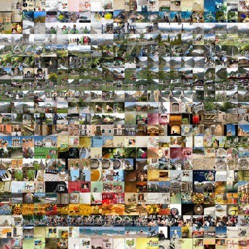 Photoshop mozaik
