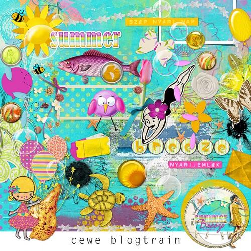 SummerBreeze Cewe Blogvonat
