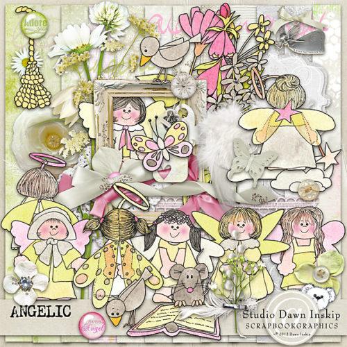 Angelib by Dawn