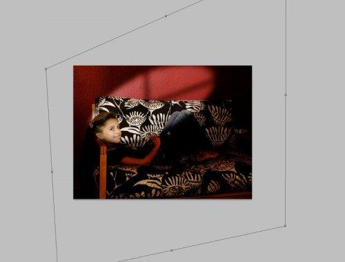 Photoshop fény