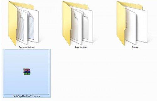 FlashPageFlip