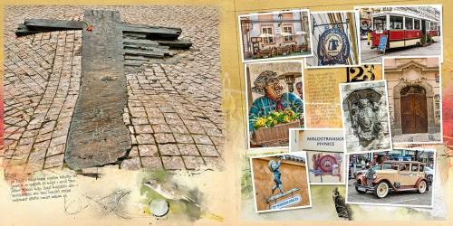 Prága fotókönyv