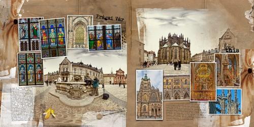 Prága Cewe fotókönyv