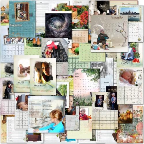 CeWe naptár kihívás