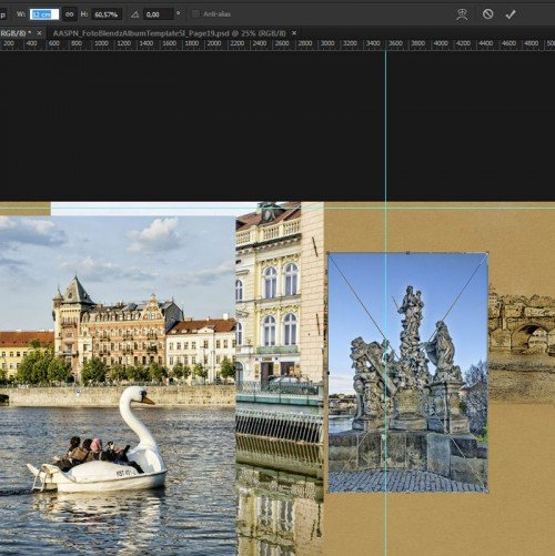 Photoshop méretezés