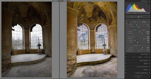 Lightroom 4 Develop