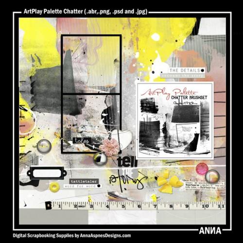 Anna Aspnes Design