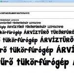 Fa szöveg stílus
