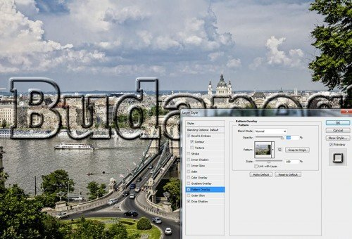 Photoshop Layer Style