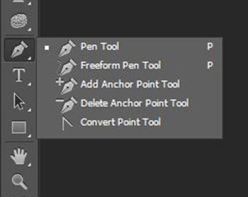 Photoshop Pen Tool