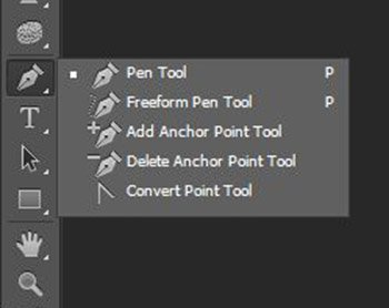 Photoshop Pen Tool