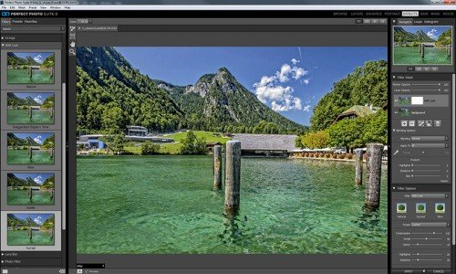Perfect Photo Suite HDR