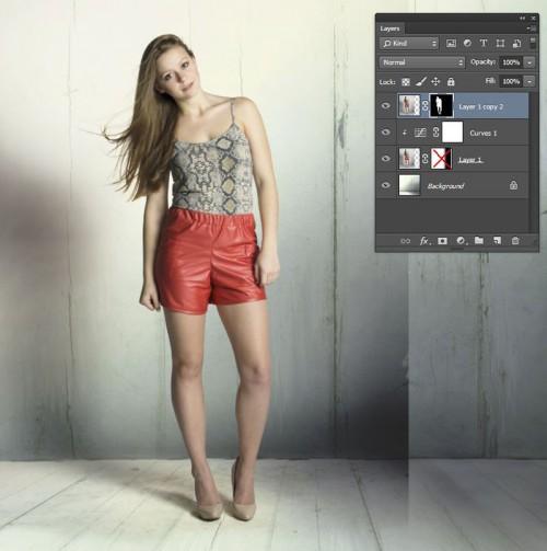 Photoshop árnyék