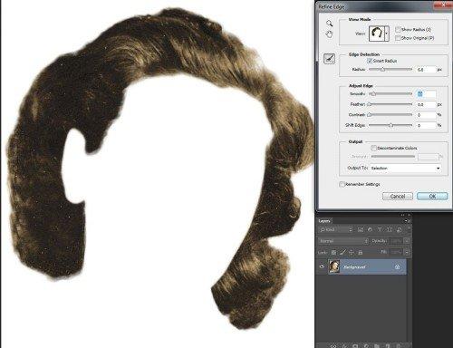 Photoshop kijelölés