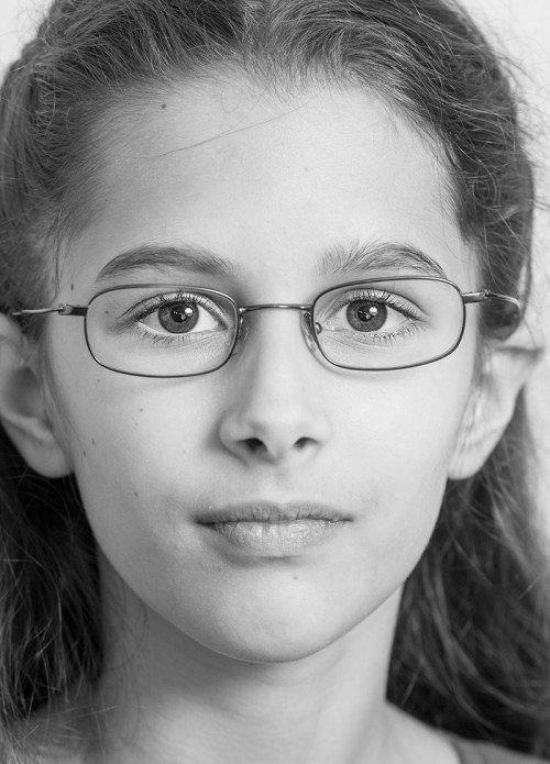 szemüveges fotó