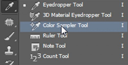 Color Sampler Tool