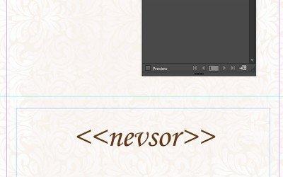 Változók – inDesign-ban