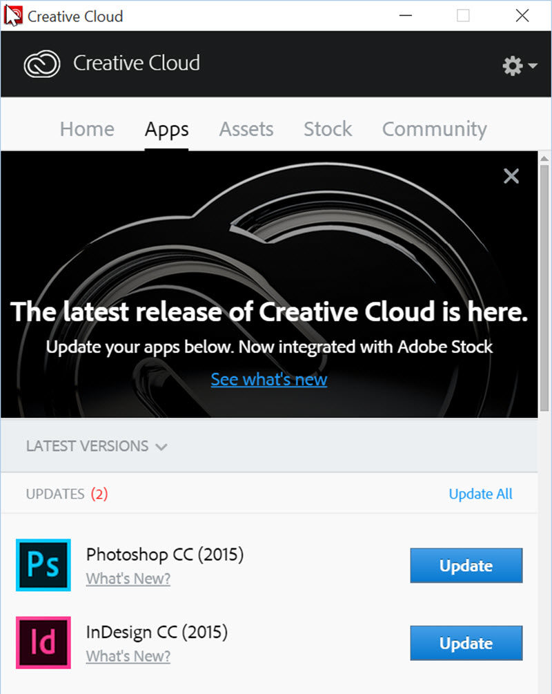 Adobe Photoshop CC 2015 November Release