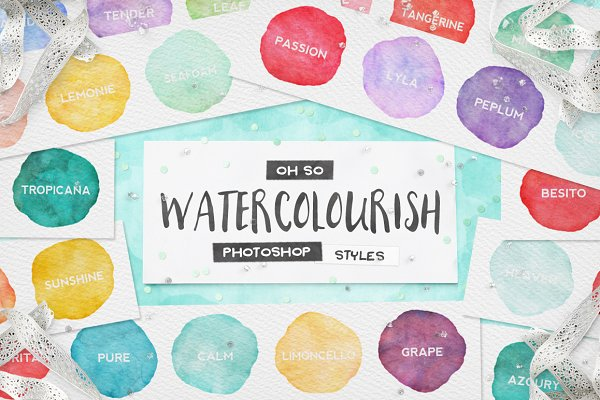 watercolor-styles-for-photoshop-pink-coffie-