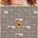 Bingó október – eredményhirdetés