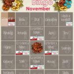 Bingó november – eredményhirdetés