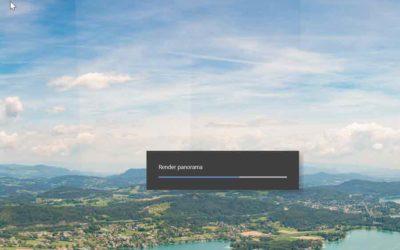 Affinity Photo – panoráma