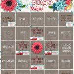 CEWE-Bingó május