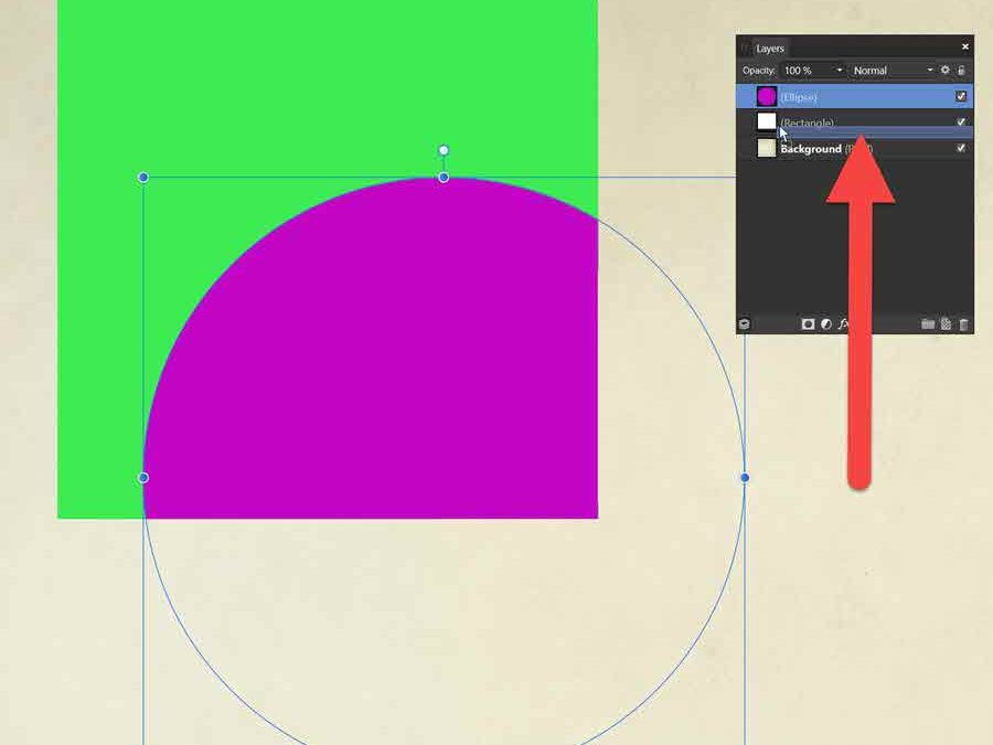 Affinity Photo – layer masks és clipping masks