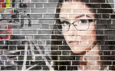 Graffiti hatás Photoshop-ban