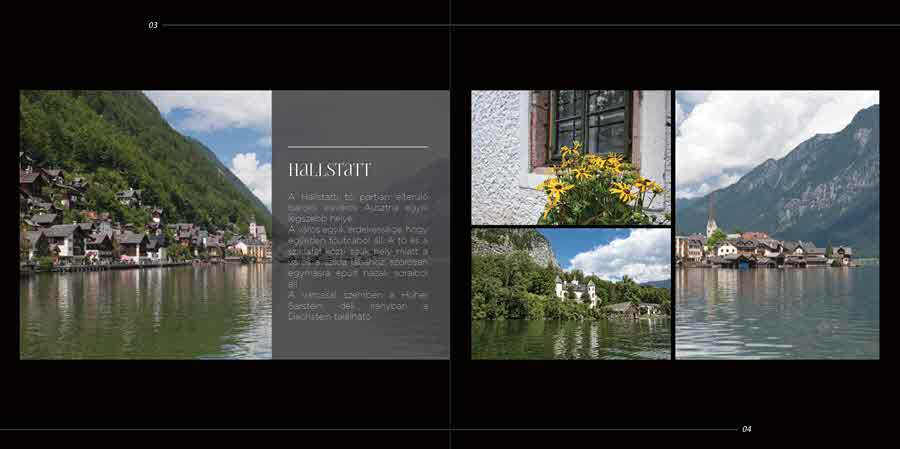 inDesign – Mesteroldalak
